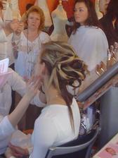 Vysněný učes 1 - Svatební veletrh 10.2.2007
