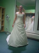Andělské svatební studio - šaty č. 3 (to jsou ty vyvolené)