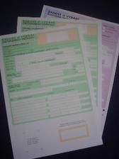 Už jsou připravené i žádosti o nové občanky a řidičák :-)
