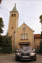 kostolík v Krásnej