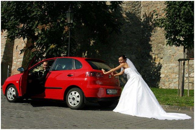 15.5.2010 Sonki&Mirko - Ak sa autíčko pokazí .....