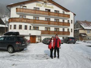 My dvaja na lyžovačke - Oščadnica 2/2010
