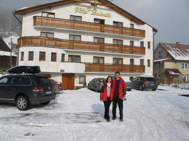 15.5.2010 Sonki&Mirko - My dvaja na lyžovačke - Oščadnica 2/2010