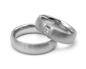 Vybrané a objednané prstýnky