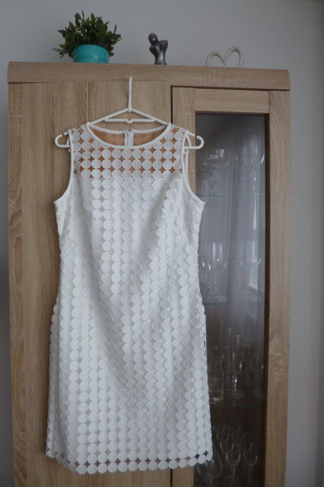 Biele šaty Ralph Lauren - Obrázok č. 1
