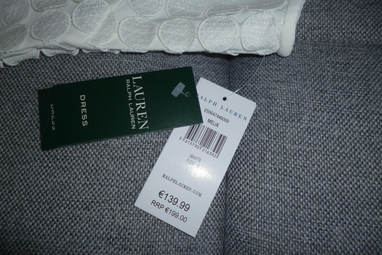 Biele šaty Ralph Lauren - Obrázok č. 3