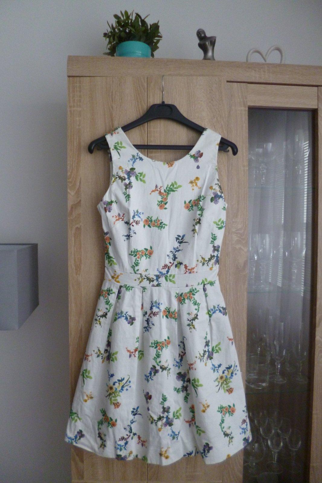 Šaty kvetované - Obrázok č. 1