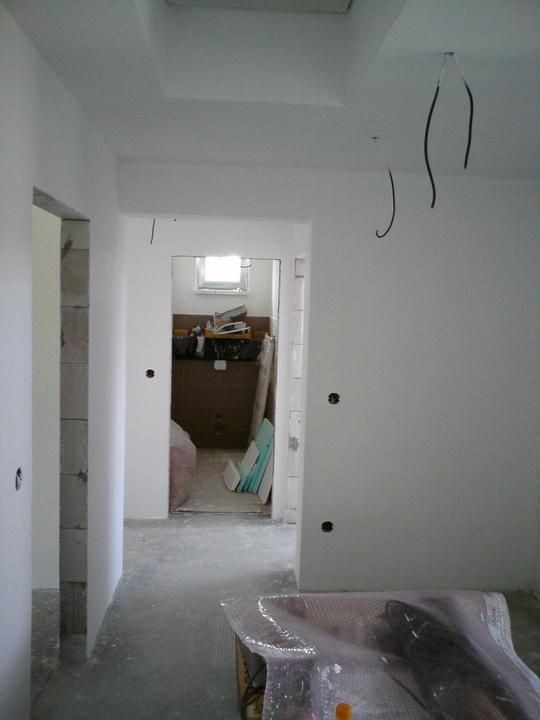 Náš budúci domček - bungalow 5 - chodba
