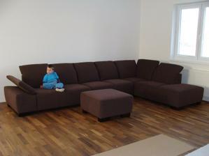 naša nová sedačka :-)