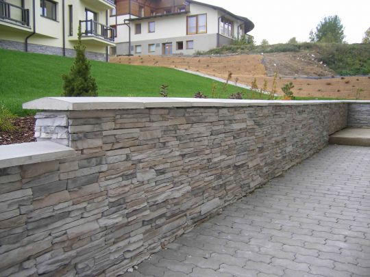 Kámen na fasádu a do obýváku - inspirace - Obrázek č. 44