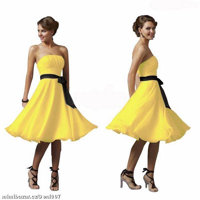 Příprava svatby - co by se mi asi líbilo, různé varianty všeho - ve žluté - a teď které?