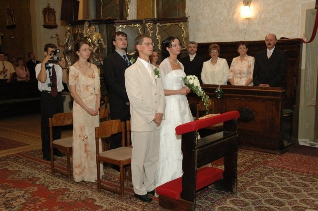 Adela Kmečová{{_AND_}}Marián Ščigulinský - My s našimi svedkami.