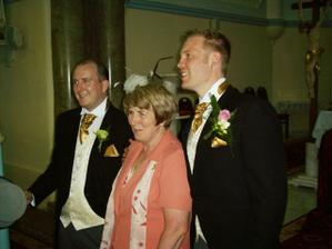 Steve s mamou a Darrenom