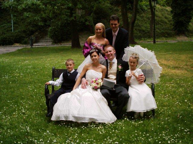 Mirka{{_AND_}}Steve - S Filipkom, Veronkou a mojou drahou sestrickou Gabi a moj super stryko Radko