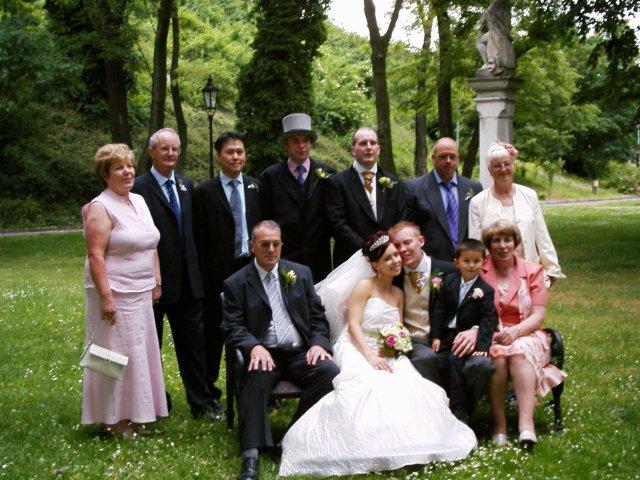 Stevova rodinka