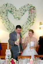 nase pohare - svadobny dar
