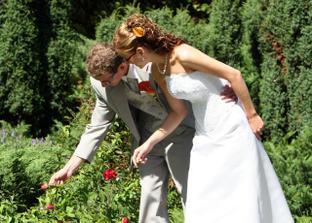 Tak tu mi môj manžel chcel obtrhať skoro celý záhon ruži na nádvorí Zvolenského zámku :-). Ale nakoniec som si odniesla jednu krásnu voňavú ružičku