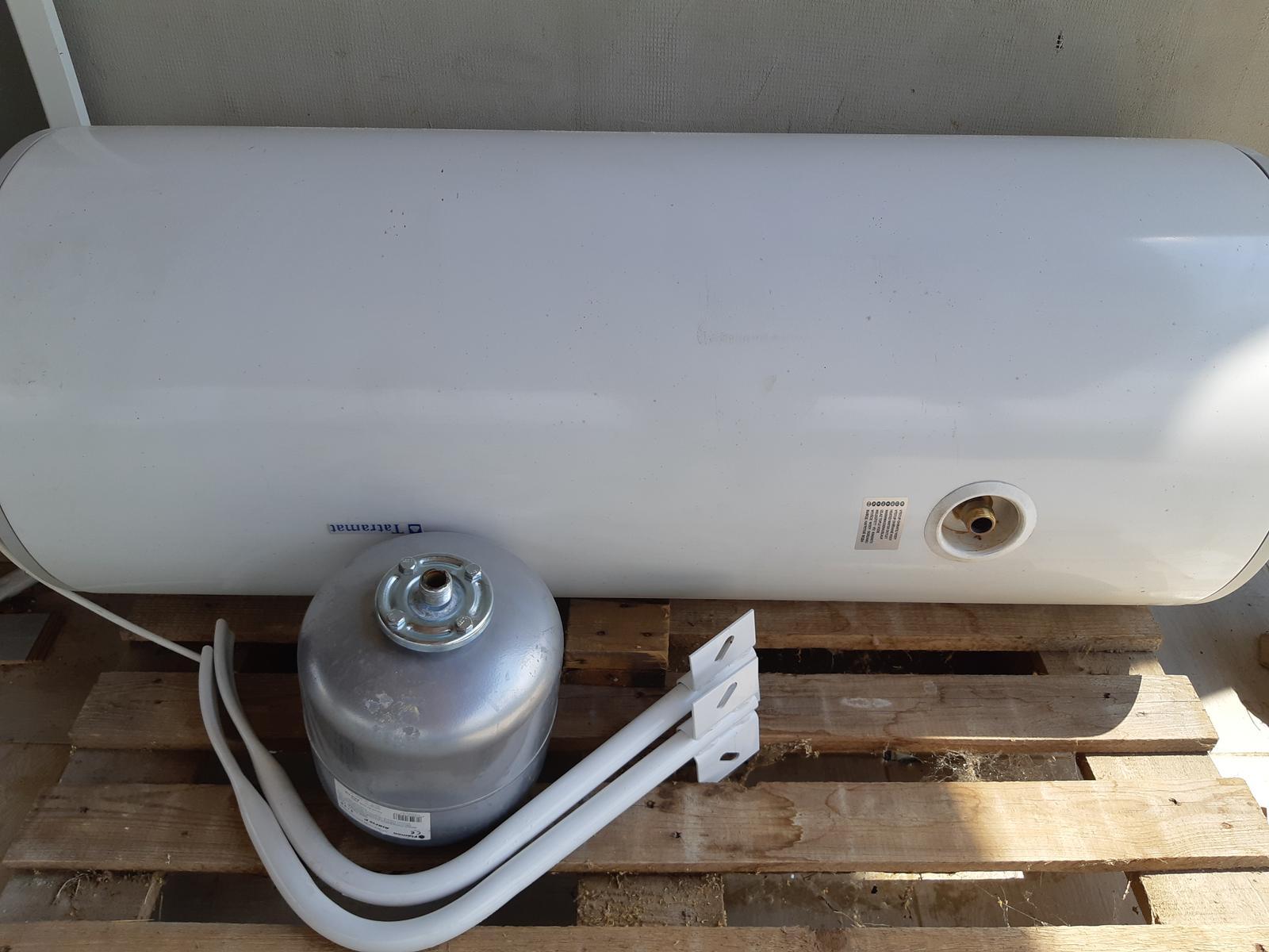 Elektrický tlakový ohrievač vody - Obrázok č. 1
