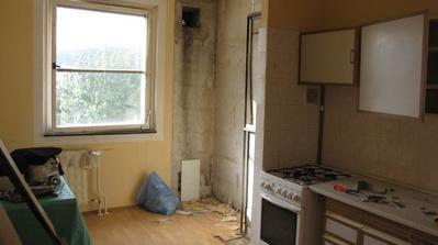 kuchyňa pred