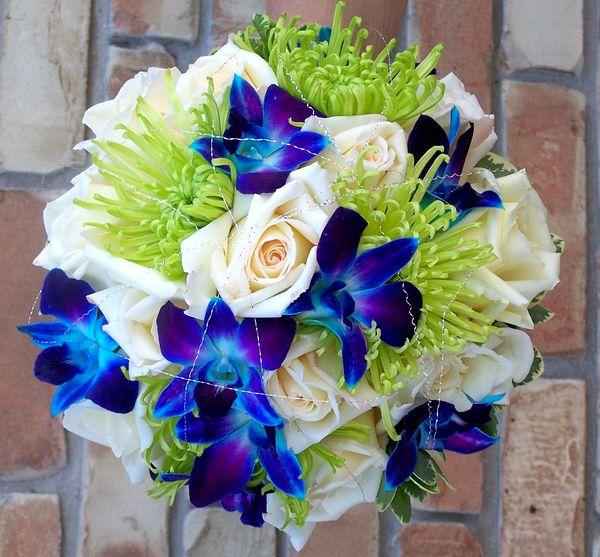 Farebne kytice a kvety - Obrázok č. 1