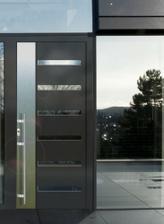 Vchodové dvere s prekrytým krídlom GAVA 416c