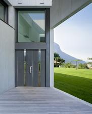 Hliníkové dvere GAVA Tango 1080