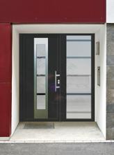 Vchodové dvere GAVA 412. Čo poviete?