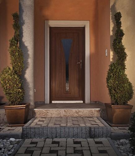 Vchodové dvere - GAVA 271