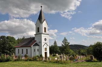 A náš kostelík... moc se těším