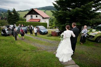 A nevěsta je venku :-)