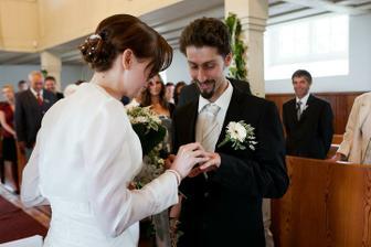 docela jsme se při obřadu nasmáli :-)