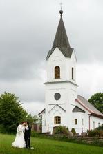 My a kostelík II... překrásné místo