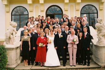 tady jsme skoro všichni:-) Bylo nás asi 80:-)