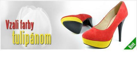 tieto topánky nie, ale páčila sa mi presne moja kombinácia ešte aj tulipány chcem :D