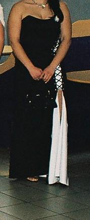 Elegantné korzetové šaty  - Obrázok č. 1