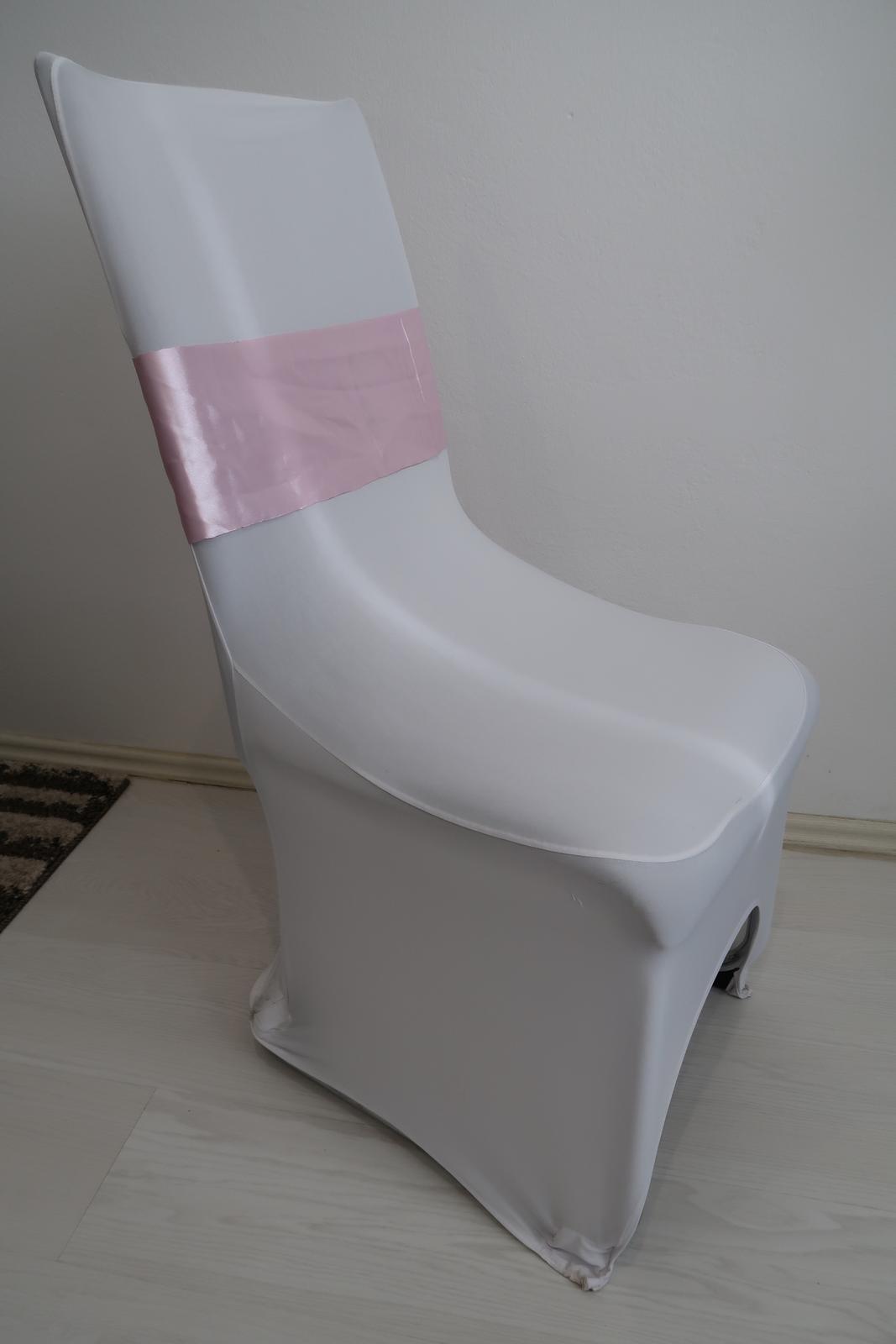 Návleky na stoličky a stuhy - Obrázok č. 2