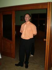 a Šanko ako môj bodyguard :)