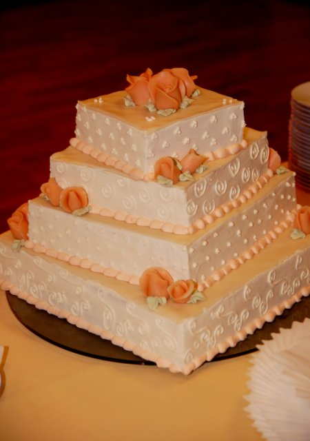 Monika{{_AND_}}Majo - Svadobna torta