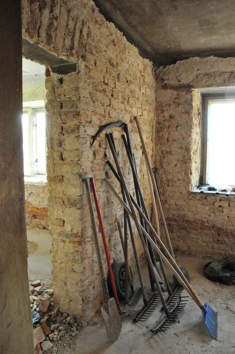 Rekonstrukce 300 let starého domu - Obrázek č. 6