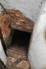 Vražedné schody.
