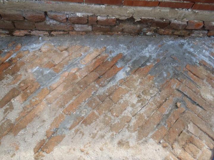 Střecha - opravy kleneb