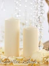 spousta svíček se na večerní hostinu bude hodit
