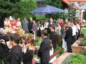 svatebčané...děkujeme, že jste byli s námi :o)