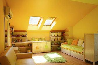 Krásný dětský pokojík