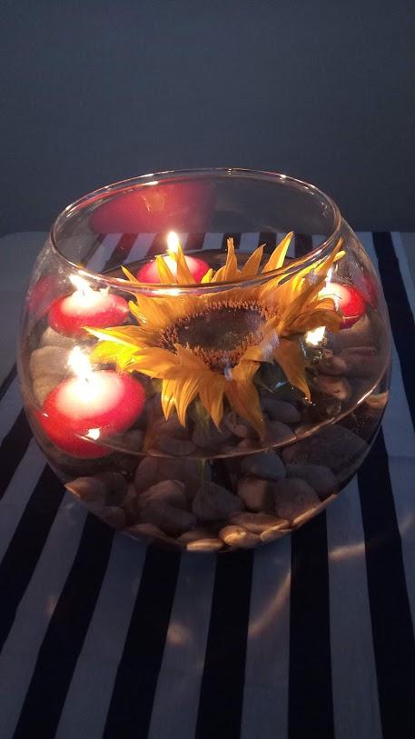 svícny/vázy velké kulaté - Obrázek č. 1