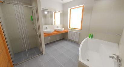 Stále nevím jaký sprchový kout kvůli dveřím (budou se otevírat dovnitř) šířka niky 90cm