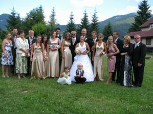 nasa velka rodina :)