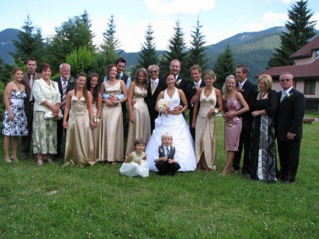 Lucka Droppova{{_AND_}}Marcel Varga - nasa velka rodina :)