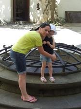 tak to jsem já s mojí dcerkou......