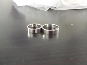prstýnky (bílé zlato)